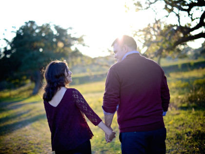 Kimberly & Dustin's Engagement Photography Session