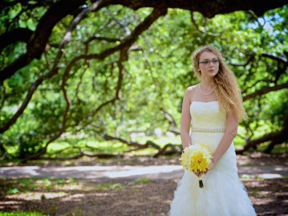 Misti's Bridal Photography Session