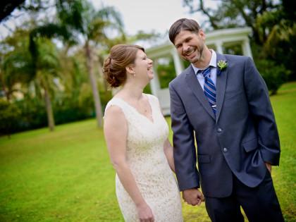 Michael B Menard House – Tamara & Joshua's Wedding