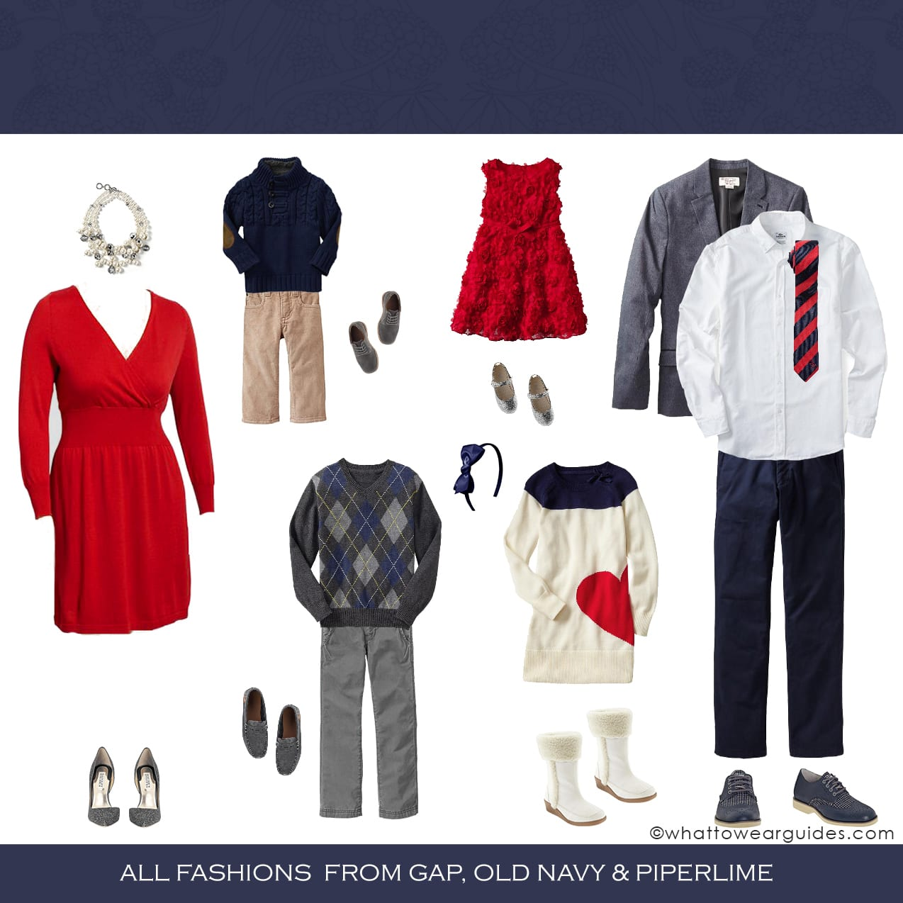 What to Wear Guides • Blue Media Works Photography