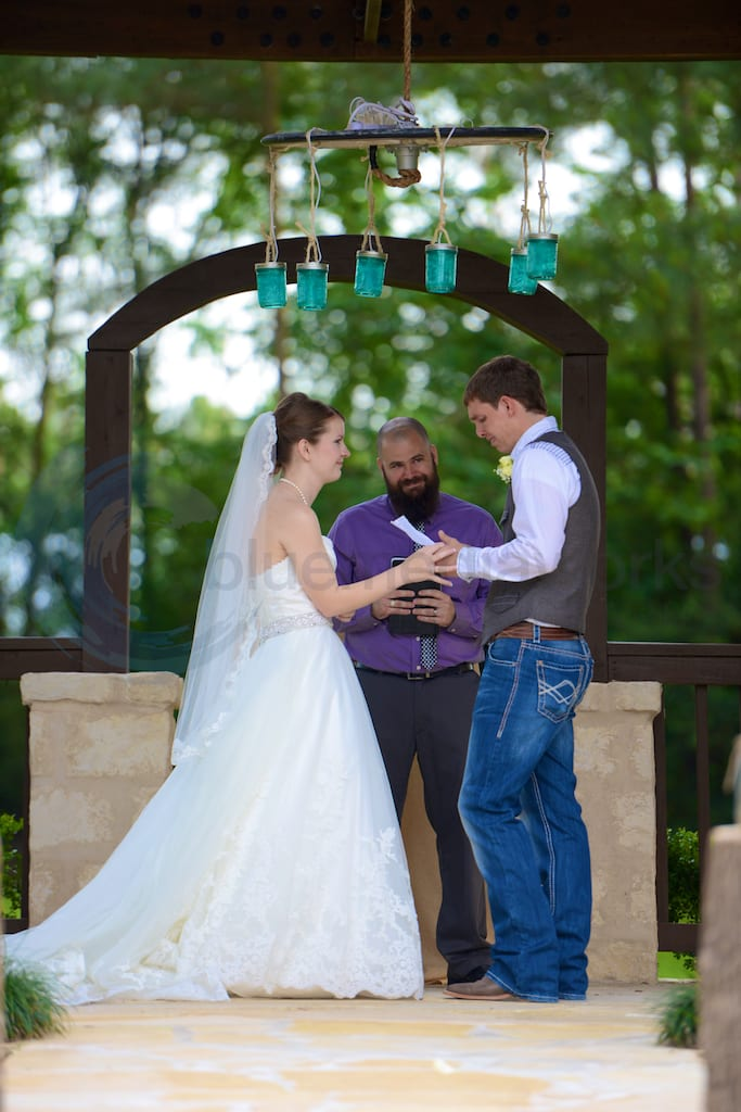 Crystal Springs Wedding