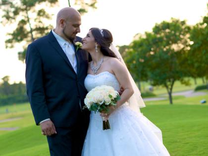 Amber & Monty's Wedding Photography Portfolio