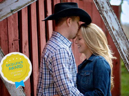 Old Settlers Park – Sarah & Jerred's Engagement Photography Session