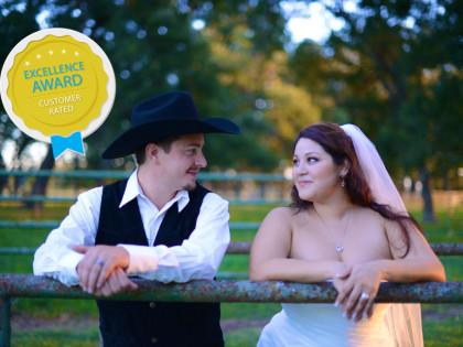 Ada & Jeffery's Wedding Photography Portfolio – Boling, TX