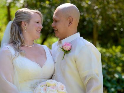 Elizabeth & Romel's Wedding Photography Portfolio – Brenner's On The Bayou Wedding – Houston, TX