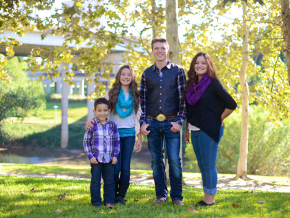 The Horrock's Family Photography Session – Sabine Promenade  – Houston, TX
