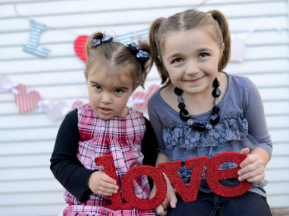 Corrina & Caroline's Valentine Photography Portfolio – Katy Heritage Park – Katy, TX