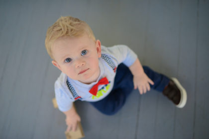 Owen's 1st Birthday Photography Portfolio – Katy Heritage Park – Katy, TX