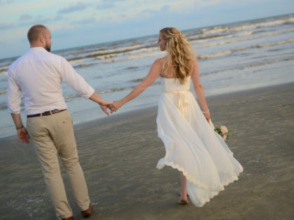 Elizabeth & Peter's Wedding Photography Portfolio – Galveston, TX