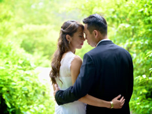 Khristine & Huy's Wedding Photography Portfolio – Houston Arboretum & Nature Center – Houston, TX