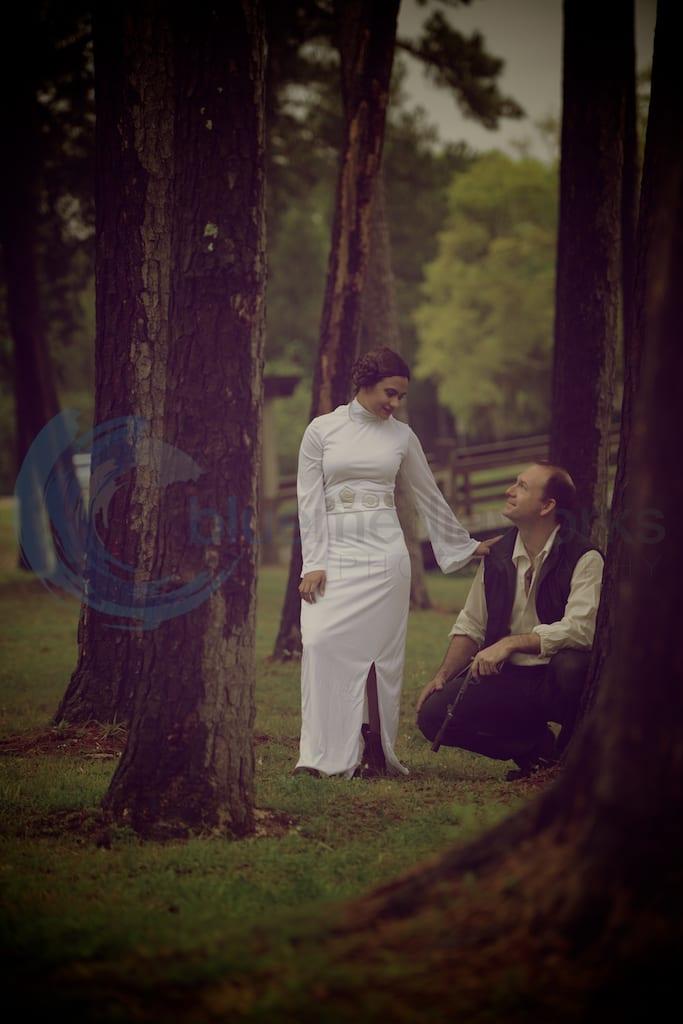 Samiara Amp Kevin S Star Wars Engagement Photography