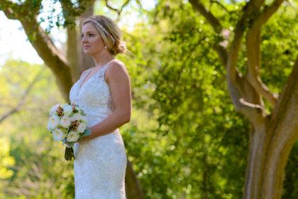 Alyssa's Bridal Photography Portfolio – San Marcos, TX – Landa Park