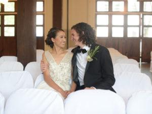 Noemi & Charlie's Wedding Photography Portfolio – The Historic Heights Fire Station – Houston, TX