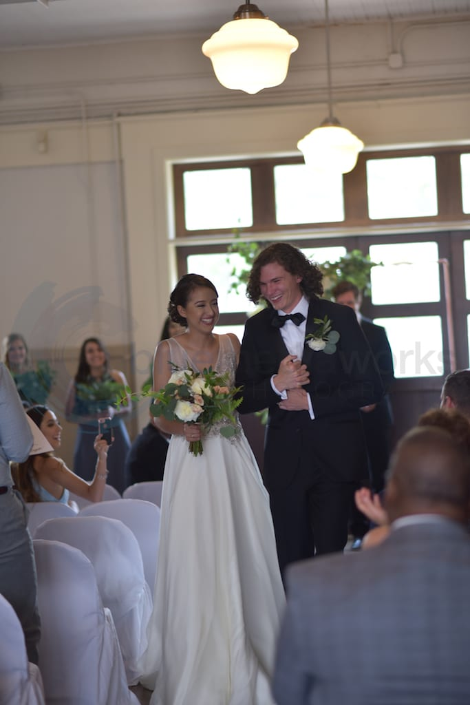 The Historic Heights Fire Station Wedding