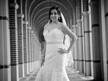 Grizelda'sBridal PhotographyPortfolio – Rice University – Houston, TX