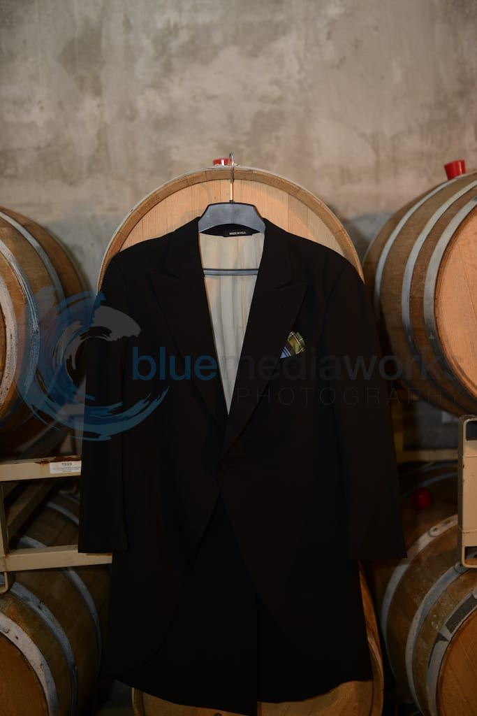 Hank Vineyards & Winery Wedding