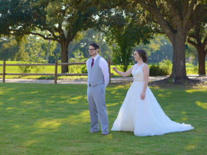 Hillary & Bryce's Wedding Photography Portfolio – City Center at Quail Valley – Missouri City, TX