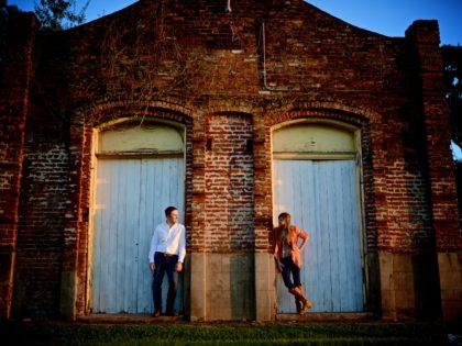 Brooke & Dustin's Engagement Photography Portfolio – Richmond, TX