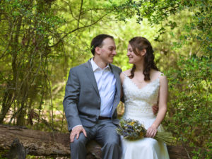 Julika & Drew's Wedding Photography Portfolio – Houston Arboretum Wedding – Houston, TX