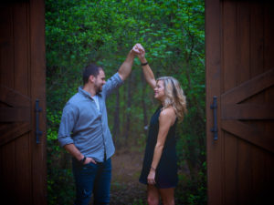 Mackenzie & Zachary's Engagement PhotographyPortfolio – Magnolia Bells – Magnolia, TX