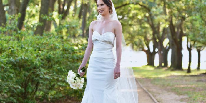 Elizabeth's Bridal PhotographyPortfolio – Rice University – Houston, TX