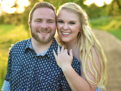 Alyssa & Chris' Engagement Photography Portfolio – Buffalo Bayou Park – Sabine Promenade – Houston, TX