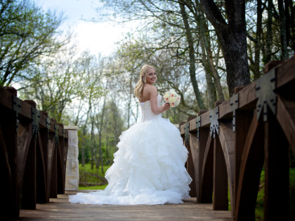 Sarah's Bridal Photography Portfolio