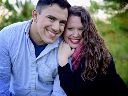 Kaitlyn & Thomas' Engagement Photography Session – Sabine Promenade