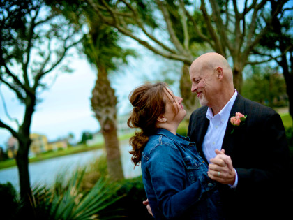 April & Raymond's Wedding Photography Portfolio – Galveston, TX – Evia Community