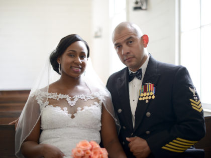 Kashia & Julio's Wedding Photography Portfolio – St John's Church – Downtown Houston, TX