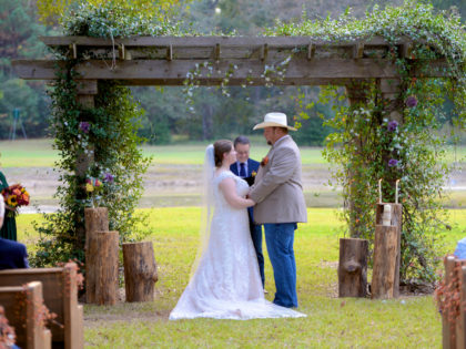 Lauren & Cody's Wedding Photography Portfolio – Stone Creek Lodge – Kountze, TX