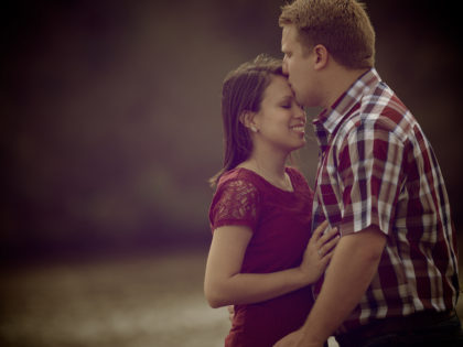 Mandy & Simon's Engagement Photography Portfolio – Paul Hopkins Park – Dickinson, TX