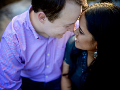 Hardika & Ryan's Engagement Photography Portfolio – Terry Hershey Park – Houston, TX