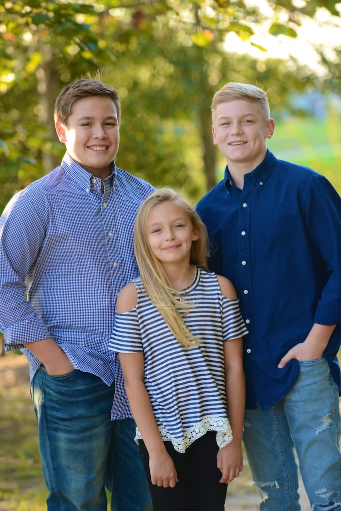 Katy Family Photographer - Rick Rice Park