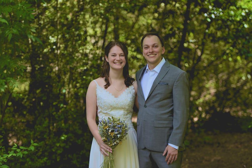 Houston Arboretum Wedding
