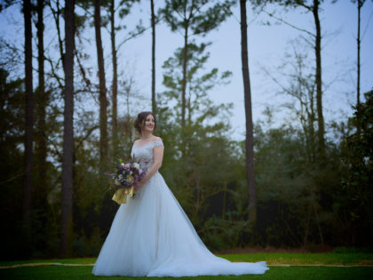 Winna's Bridal Photography Portfolio – The Spring Event Venue – Magnolia, TX