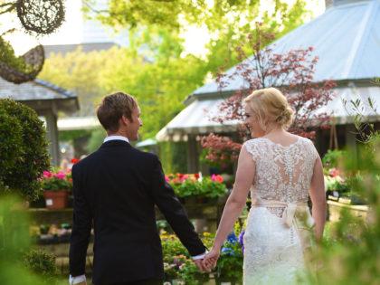 Jamie & Andrew'sWedding Photography Portfolio – Tiny Boxwoods Wedding – Houston, TX