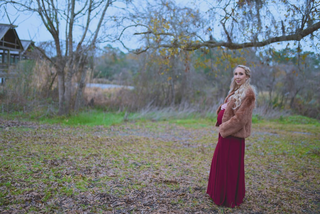 Rainbow Baby Shoot - Maternity photographer houston
