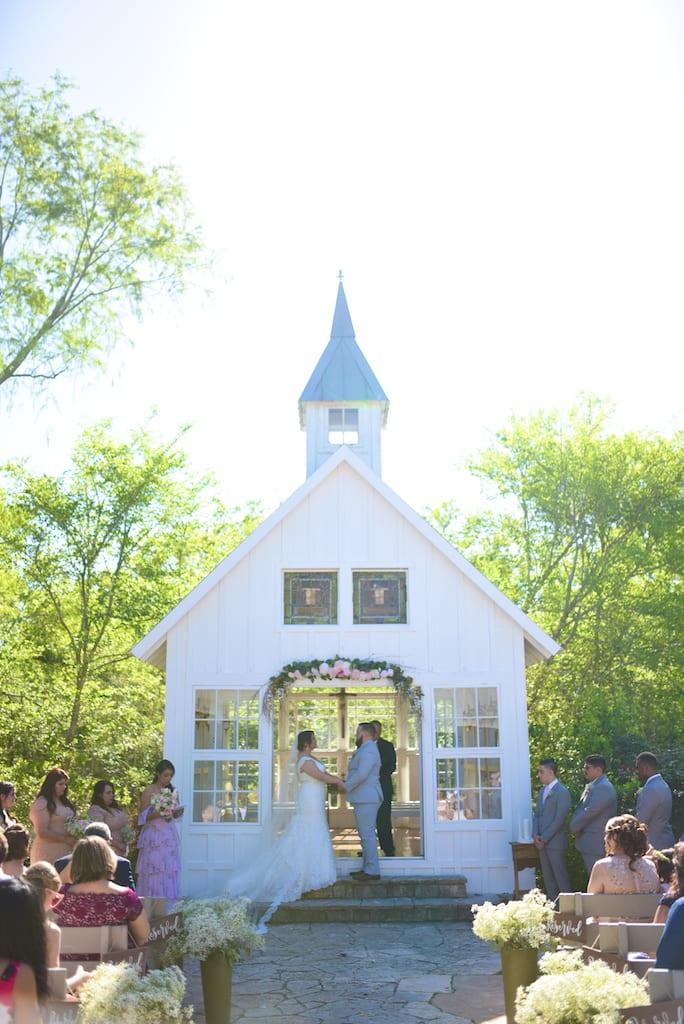 The Spa at 7F Lodge Wedding