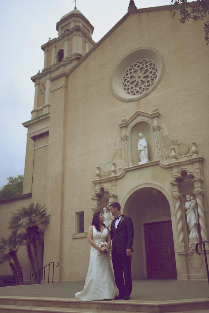 St. Anne's Catholic Church weddingSt. Anne's Catholic Church wedding
