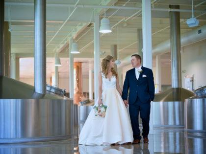 Brooke & Dustin's Wedding Photography Portfolio – SS. Cyril & Methodius Catholic Church – Shiner Brewery – Shiner, TX