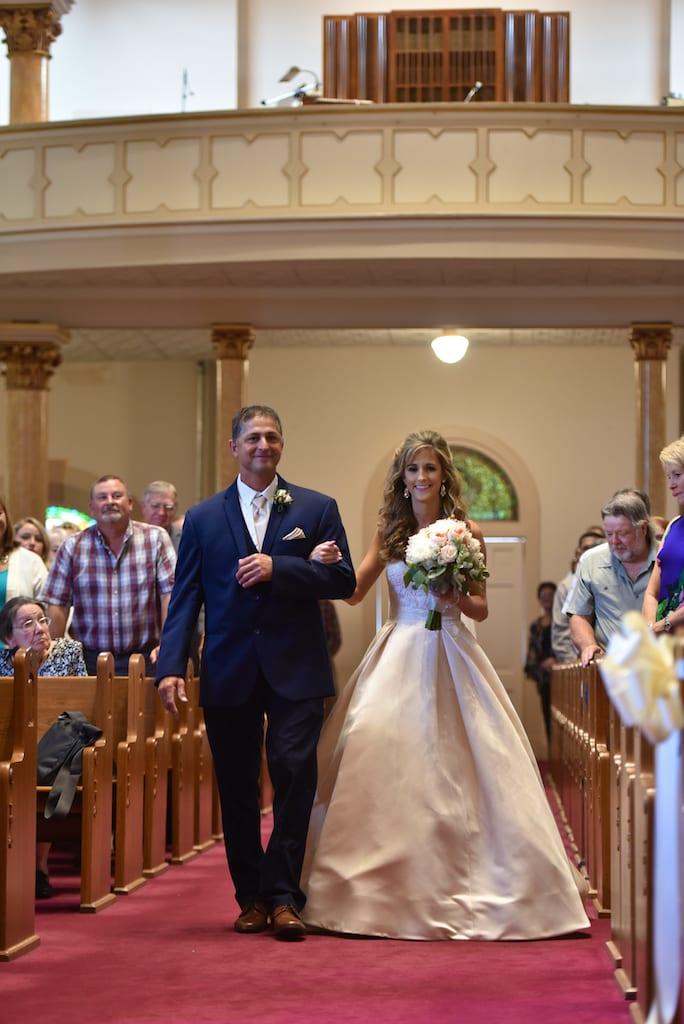 Shiner Brewery Wedding