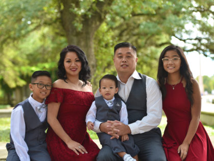 The Nguyen's Family Photography Portfolio – Hermann Park – Houston, TX