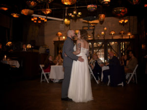 Amanda & Troy's Wedding Photography Portfolio – Nouveau Antique Art Bar – Houston, TX