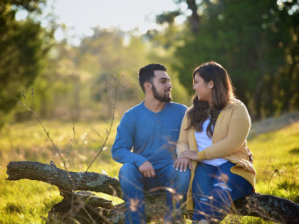 Christina & Jordan's Engagement Photography Portfolio – Yoakum, TX