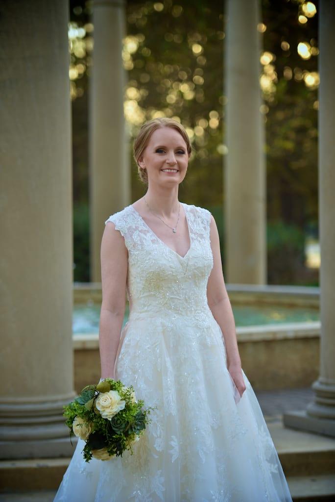 Bridal Hermann Park