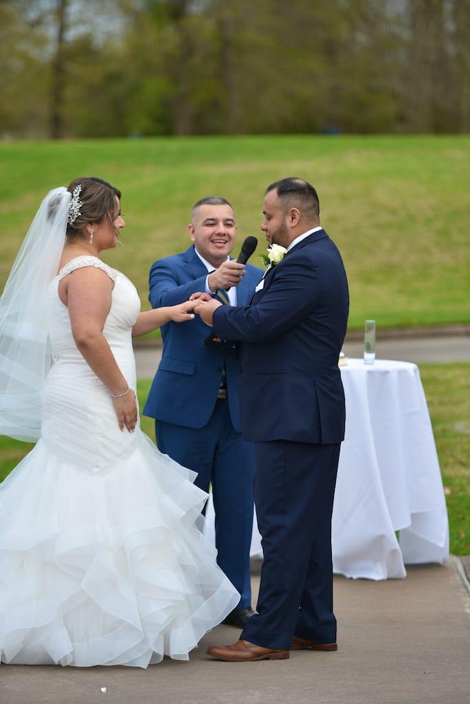 Bay Oaks Country Club WeddingBay Oaks Country Club Wedding
