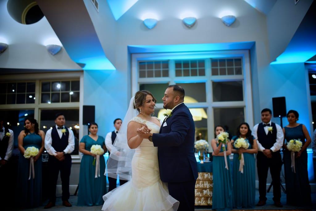 Bay Oaks Country Club Wedding