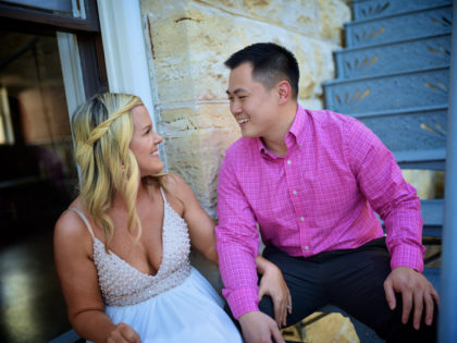 Camille & Josh's Engagement PhotographyPortfolio – Georgetown, TX