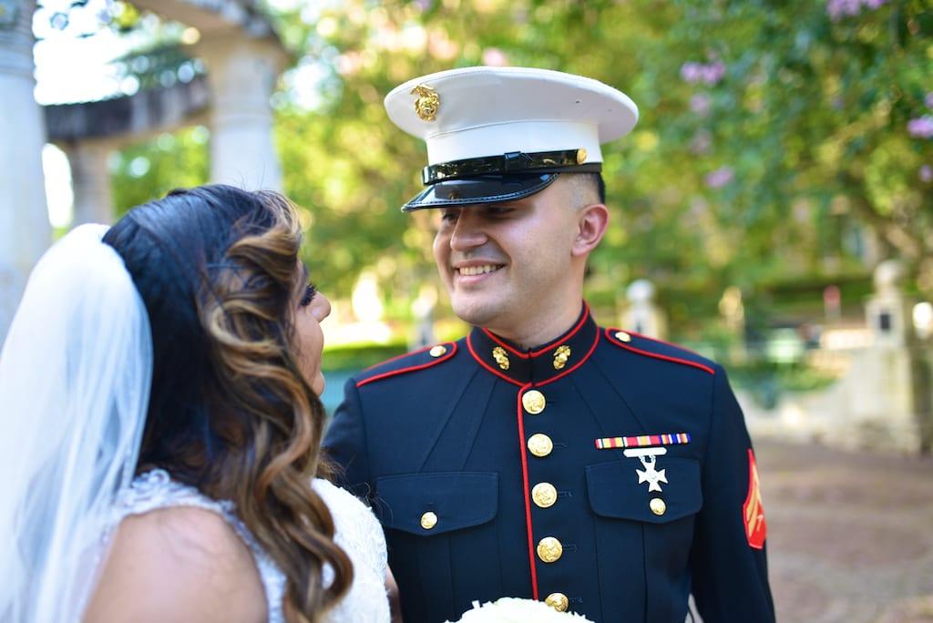 Post Wedding photographer Houston Hermann Park